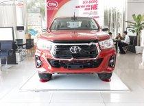 Bán xe Toyota Hilux 2.4E 4x2 AT đời 2019, màu đỏ, xe nhập giá 675 triệu tại Tp.HCM