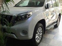 Bán Toyota Prado AT đời 2017, màu trắng, xe nhập   giá 2 tỷ 100 tr tại Hà Nội