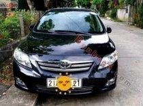 Bán gấp Toyota Corolla altis 1.8G AT năm 2008, màu đen, chính chủ  giá 420 triệu tại Yên Bái
