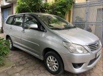 Cần bán gấp Toyota Innova E năm sản xuất 2014, màu bạc giá 475 triệu tại Hà Nội