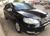 Cần bán xe Toyota Corolla altis MT 2007, màu đen giá 276 triệu tại Hà Nội