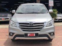 Toyota Innova 2.0G 2014, màu bạc, xe nhà, ít đi, bảo hành chính hãng xe cũ giá 610 triệu tại Tp.HCM
