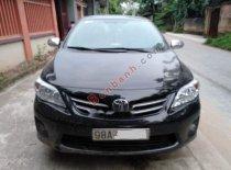 Bán Toyota Corolla Altis 1.8G AT 2012, số tự động, màu đen, odo 9 vạn km giá 530 triệu tại Bắc Giang
