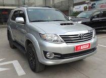 Bán Toyota Fortuner đời 2015, màu bạc số tự động giá 765 triệu tại Hà Nội