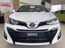 Bán Yaris G 1.5 AT 2019 nhập khẩu nguyên chiếc Thái Lan, hộp số tự động vô cấp CVT giá 620 triệu tại Hà Nội