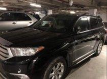 Bán ô tô Toyota Highlander sản xuất 2010, màu đen, nhập khẩu nguyên chiếc chính chủ giá 950 triệu tại Hà Nội