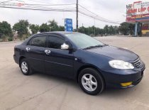 Bán xe Toyota Corolla altis đời 2002, màu xanh lam, giá chỉ 215 triệu giá 215 triệu tại Ninh Bình