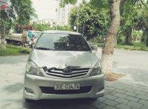 Bán xe Toyota Innova đời 2010, màu bạc chính chủ, giá 300tr giá 300 triệu tại Hà Nội