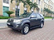 Gia đình bán Toyota Fortuner đời 2009, màu xám giá 556 triệu tại Hà Nội