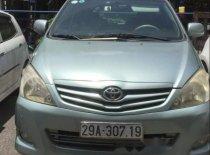 Bán ô tô Toyota Innova đời 2011, màu bạc giá 305 triệu tại Hà Nội