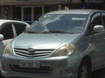 Cần bán lại xe Toyota Innova J đời 2011, máy zin không đâm đụng giá 280 triệu tại Hà Nội