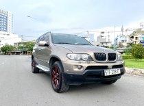 Bán BMW X5 diesel 2006 dầu 5 chỗ, hàng full cao cấp vào đủ đồ, hai cầu, số tự động giá 580 triệu tại Tp.HCM