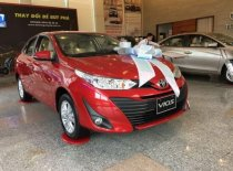 Cần bán Toyota Vios đời 2019, màu đỏ, giá chỉ 540 triệu giá 540 triệu tại Tp.HCM