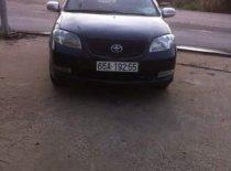 Bán xe Toyota Vios sản xuất 2005, màu đen giá 155 triệu tại Cần Thơ