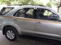 Bán xe Toyota Fortuner 2009, màu bạc như mới giá 550 triệu tại Quảng Nam