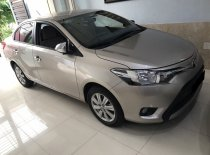 Bán Toyota Vios E 2016 màu bạc, tự động xe rất mới giá 457 triệu tại Tp.HCM