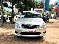 Bán ô tô Toyota Innova G số tự động 2013, màu bạc, giá 520tr giá 520 triệu tại Hà Nội