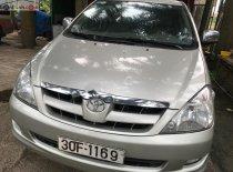 Bán Toyota Innova G năm sản xuất 2008, màu bạc, 335 triệu giá 335 triệu tại Hà Nội