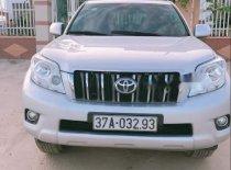Cần bán lại xe Toyota Land Cruiser AT 2012, màu bạc, xe nhập giá 950 triệu tại Nghệ An