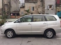 Cần bán xe Toyota Innova G 2009, màu bạc ít sử dụng giá 355 triệu tại Hà Nội