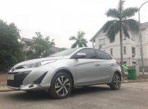Bán Toyota Yaris 1.5 G đời 2019, màu bạc, nhập khẩu nguyên chiếc như mới giá 598 triệu tại Hà Nội