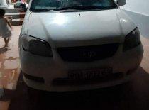 Bán ô tô Toyota Vios sản xuất 2005, màu trắng, nhập khẩu giá 145 triệu tại Hà Nội