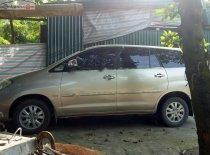 Cần bán xe Toyota Innova G đời 2010, màu vàng cát, xe đẹp giá 345 triệu tại Hà Nội