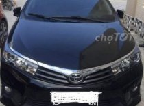 Bán Toyota Corolla altis sản xuất năm 2017, màu đen ít sử dụng giá 725 triệu tại Tp.HCM