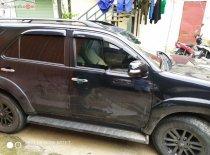 Bán Toyota Fortuner G năm 2015, màu đen, xe gia đình  giá 815 triệu tại Hà Nội