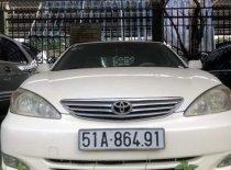 Bán xe Toyota Camry 2004, màu trắng, xe nhập  giá 400 triệu tại Tp.HCM