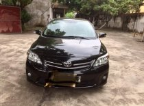 Chính chủ bán Toyota Corolla altis 2011, màu đen giá 474 triệu tại Bắc Giang