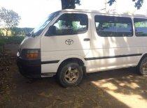 Bán Toyota Hiace đời 2000, màu trắng, xe nhập giá Giá thỏa thuận tại Đà Nẵng