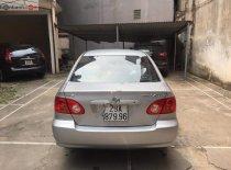 Xe Toyota Corolla altis đời 2002, màu bạc, nhập khẩu nguyên chiếc giá 215 triệu tại Lào Cai