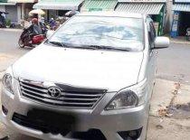 Bán xe Toyota Innova 2013, màu bạc xe gia đình, 455tr giá 455 triệu tại Kon Tum