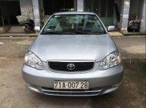 Bán Toyota Corolla altis năm 2001, màu bạc, xe nhập, giá tốt giá 236 triệu tại Tp.HCM