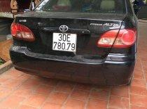 Bán Toyota Corolla altis sản xuất 2004, màu đen, 260tr giá 260 triệu tại Hà Nội