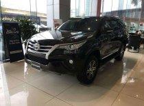 Bán Toyota Fortuner 2018, màu đen, xe nhập giá 1 tỷ 150 tr tại Hà Nội