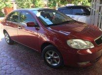 Bán Toyota Corolla altis năm 2003, màu đỏ, giá chỉ 235 triệu giá 235 triệu tại Nghệ An