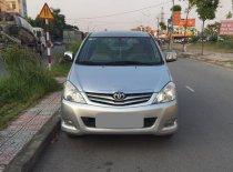 Bán Toyota Innova MT đời 2011, màu bạc số sàn, giá 397tr giá 397 triệu tại Tp.HCM