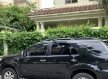 Cần bán lại xe Toyota Fortuner 2.7V 4x4 AT sản xuất năm 2010, màu đen   giá 500 triệu tại Hà Nội