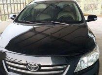 Cần bán xe Toyota Corolla altis đời 2009, màu đen giá 400 triệu tại Yên Bái