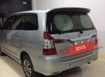 Bán Toyota Innova 2015, màu bạc ít sử dụng, 550tr giá 550 triệu tại Quảng Ninh