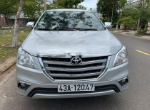 Bán Toyota Innova 2014, màu bạc, giá tốt giá 382 triệu tại Đà Nẵng