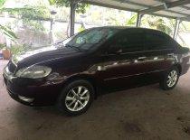 Cần bán Toyota Corolla năm sản xuất 2002, màu đỏ, xe nhập giá 265 triệu tại Cần Thơ