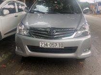 Cần bán Toyota Innova G đời 2009, màu bạc giá 345 triệu tại Vĩnh Phúc