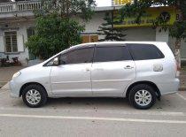 Bán Toyota Innova MT đời 2008, màu bạc, giá 235tr giá 235 triệu tại Quảng Ninh
