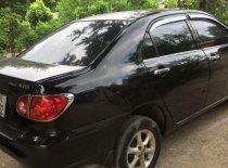 Cần bán lại xe Toyota Corolla altis 2003, màu đen giá 180 triệu tại Bắc Giang