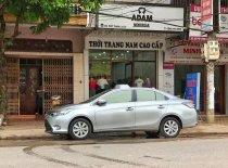 Cần bán Toyota Vios MT đời 2014, màu bạc, giá chỉ 398 triệu giá 398 triệu tại Bắc Giang