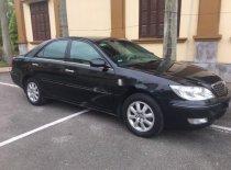 Cần bán xe Toyota Camry 3.0 V sản xuất năm 2002, màu đen giá 300 triệu tại Nghệ An