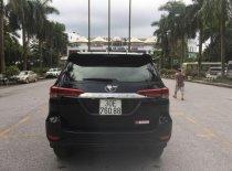 Cần bán lại xe Toyota Fortuner đời 2017, màu đen, nhập khẩu xe gia đình giá 2 tỷ 200 tr tại Hà Nội